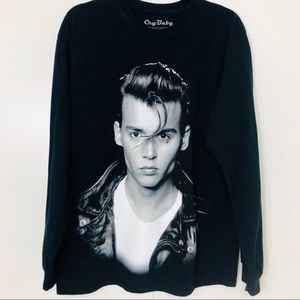 Other - Johnny Depp Crybaby Long Sleeve